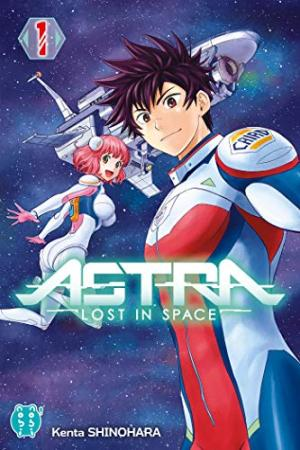 ASTRA LOST IN SPACE T.1