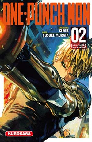 ONE-PUNCH MAN T.02