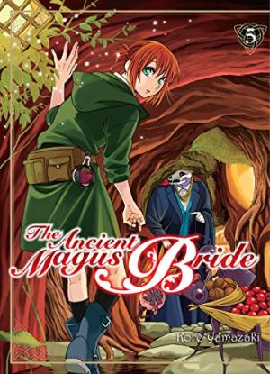 THE ANCIENT MAGUS BRIDE T.05